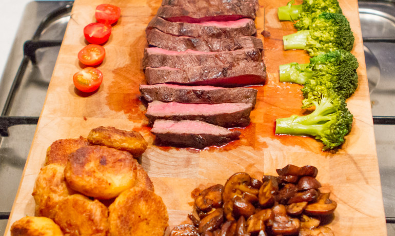 how to cook flat iron steak jamie oliver